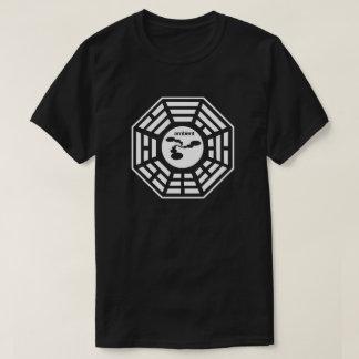 De omringende Fascist van het Logo van Bagua van T Shirt