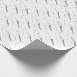 De Omslag van de Schoen van de Dans van Acro van Inpakpapier