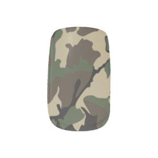 De Omslagen van de Spijker van Minx® van Camo Minx Nail Folie