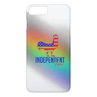 De onafhankelijke Dekking van Iphone van Kiezers iPhone 8/7 Plus Hoesje