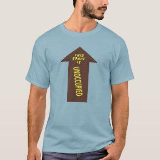 De Onbezette Ruimte van Murdock T Shirt