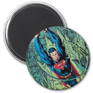 De onderbrekingen van de superman door ronde magneet 5,7 cm