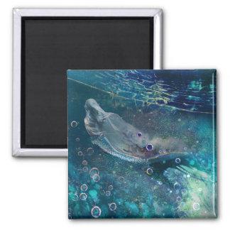 De OnderwaterMeermin van de Aura van de indigo Magneet