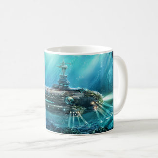 De Onderzeese Mok van Steampunk
