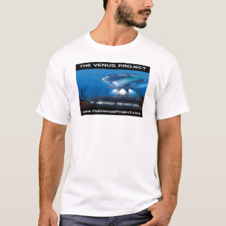 De onderzeese T-shirt van de Stad