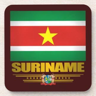 """De Onderzetters van de Suriname """"van de Trots"""""""