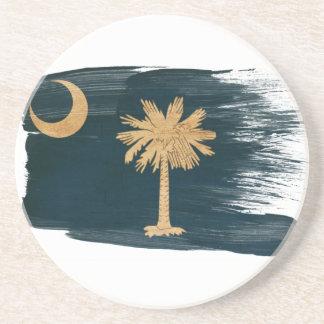 De Onderzetters Vlag van de Zuid- van Carolina
