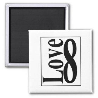 De Oneindigheid van de liefde (8) Magneet