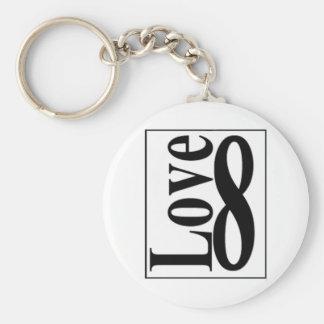 De Oneindigheid van de liefde (8) Sleutelhanger