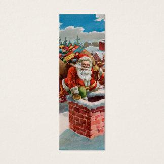 De Ongehoorzame Nota van de LIEFDE van de Kerstman Mini Visitekaartjes