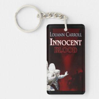 De onschuldige Ontwerper Keychain van het Bloed Sleutelhanger