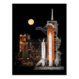 De Ontdekking van de ruimtependel Briefkaart