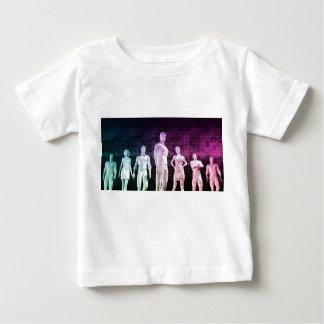 De Ontwikkeling van de carrière en Verkoopbare Baby T Shirts
