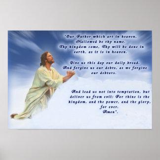 De Onze Vader Poster