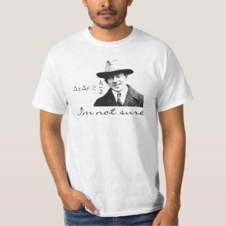 De Onzekerheid van Heisenberg T Shirt