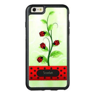 De Onzelieveheersbeestjes van lieveheersbeestjes OtterBox iPhone 6/6s Plus Hoesje