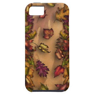 De Oogst iPhone4 van de Herfst van de Bladeren van Tough iPhone 5 Hoesje