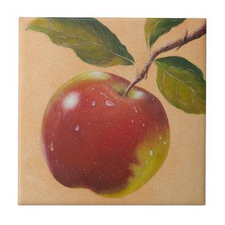 De Oogst van Apple Keramisch Tegeltje