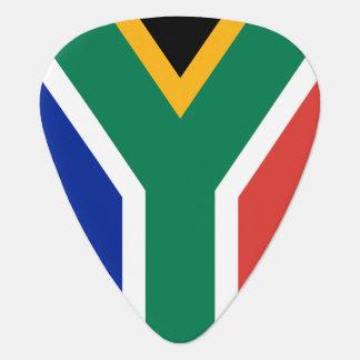 De oogst van de de vlaggitaar van Zuid-Afrika voor Gitaar Plectrum 0