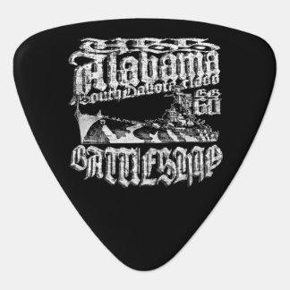 De Oogst van de Gitaar van Alabama Groverallman Plectrum