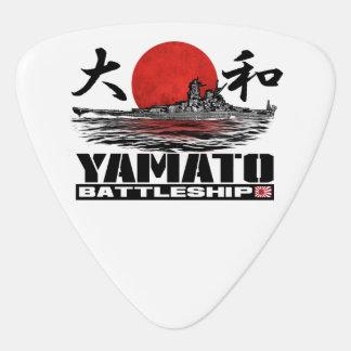 De Oogst van de Gitaar van Yamato Groverallman van Plectrum