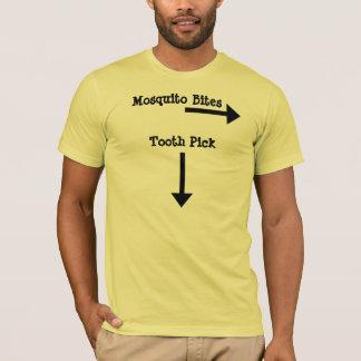 De Oogst van de tand, de Beten van de Mug T Shirt
