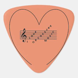 De Oogst van het orkest Gitaar Plectrums 0
