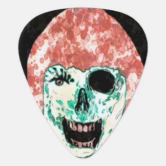 De Oogsten van de Gitaar van de Zombie van de Plectrum