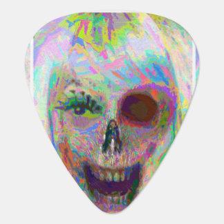 De Oogsten van de Gitaar van de Zombie van het Plectrum