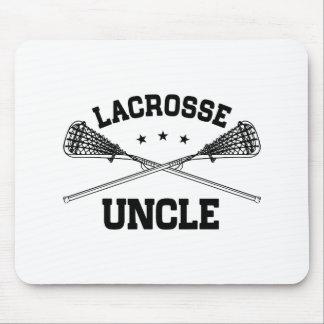 De Oom van de lacrosse Muismat