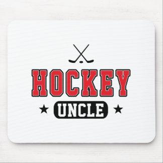 De Oom van het hockey Muismat