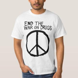 De oorlog op Drugs heeft ontbroken T Shirt