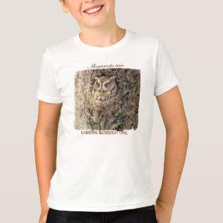 De oostelijke Uil van de Doordringende kreet T Shirt
