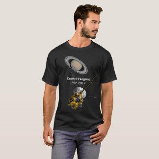 De Opdracht van Huygens van Cassini aan Saturn T Shirt