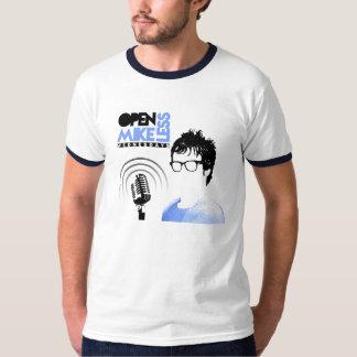 De open Data van de Reis van de T-shirt Mikeless -