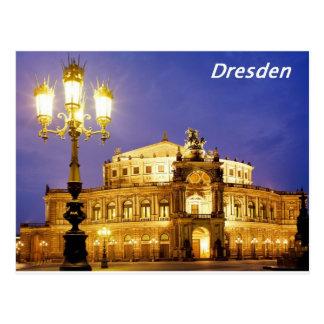 De Opera van Semper- Dresden-Duitsland-angie-.JPG Briefkaart