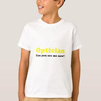 De opticien kan u me nu zien t shirt