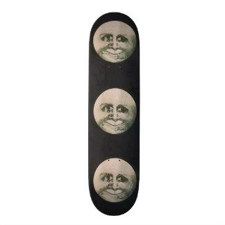 De Optische illusie van de maan - zo Pret Skateboard Decks