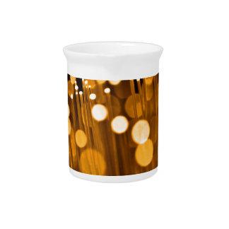 De optische samenvatting van de vezel bier pitcher