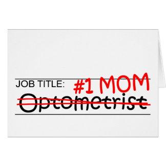 De Optometrist van het Mamma van de baan Kaart