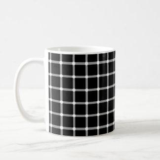 De opvlammende Illusie van het Stip Koffiemok