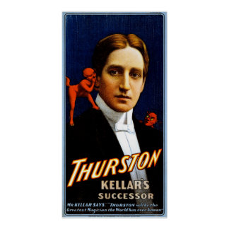 De opvolger van Kellar van Thurston Poster