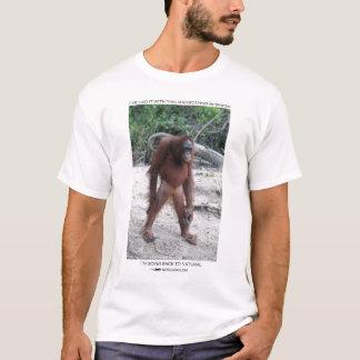 De orangoetan van Manscaping T Shirt
