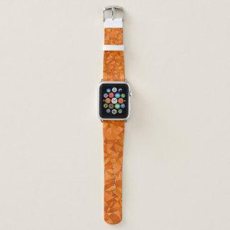 De oranje Driehoek barstte de Band van het Horloge