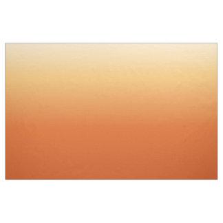 De oranje Gradiënt van de Room Stof