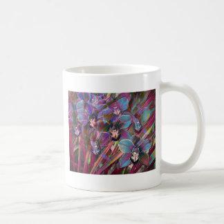 De Orchidee Carnaval van Cymbidium Koffiemok