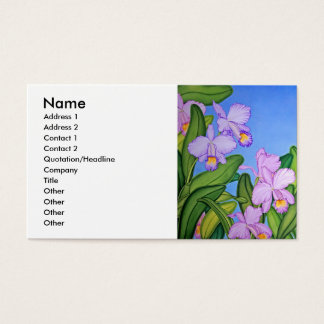 De Orchideeën van Cattleya