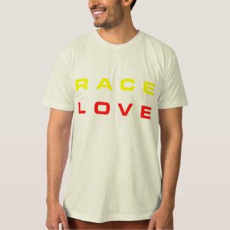 (De organische) Liefde van het ras T Shirt