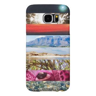 De originele Dekking van de Telefoon van de Druk Samsung Galaxy S6 Hoesje