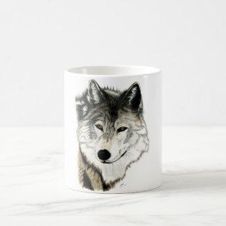 De originele Mok van de Kunst van de Wolf